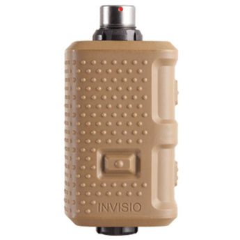 Tan; INVISIO V20 - HCC Tactical