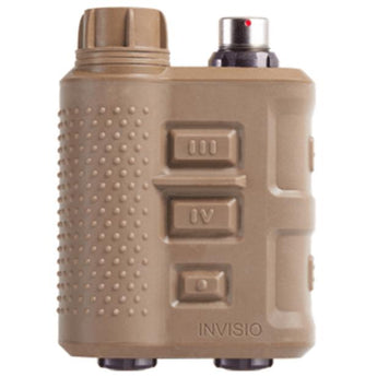 Tan; INVISIO V50 - HCC Tactical