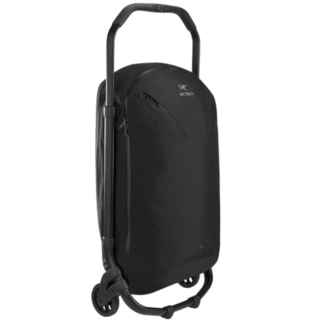 Black; Arc'teryx LEAF V80 Rolling Duffle - HCC Tactical
