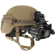 alt - Tan; Galvion Viper Front Mount - HCC Tactical