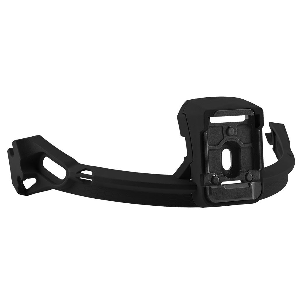 Black; Galvion Viper Front Mount - HCC Tactical