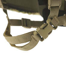 alt - Tan; Galvion Viper Modular Suspension System (MSS) Tan - HCC Tactical