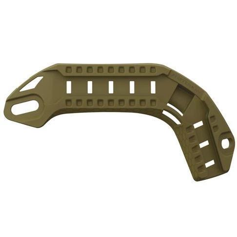 Tan; Galvion Viper Standalone Long Rails - HCC Tactical