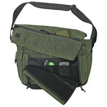 alt - OD Green; Grey Ghost Gear Wanderer Messenger Bag - HCC Tactical