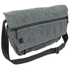Charcoal; Grey Ghost Gear Wanderer Messenger Bag - HCC Tactical