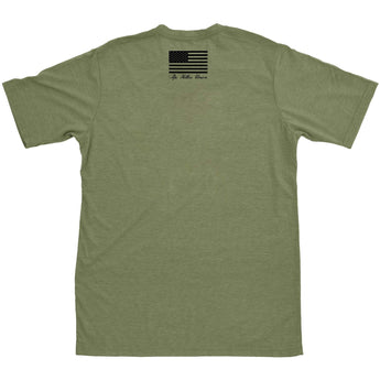 alt - Military Green; Pipe Hitters Union We The People w/ Preamble - HCC Tactical