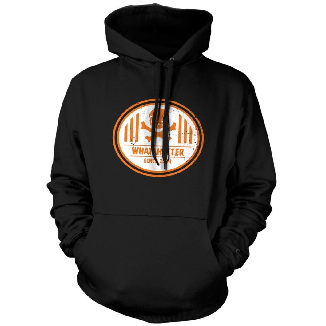 Black; Pipe Hitters Union Whatahitter Hoodie - HCC Tactical
