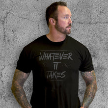 Pipe Hitters Union Whatever It Takes Tee Lifestyle - HCC Tactical
