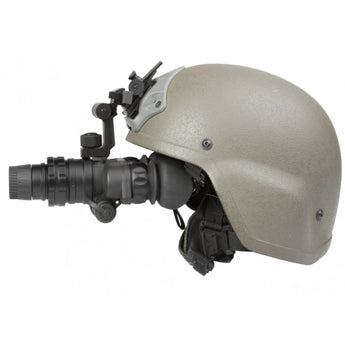 AGM Global Vision AGM WOLF-7 (Gen 2+ White Phosphor) Helmet Mount - HCC Tactical