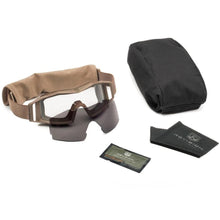 Revision Wolfspider Goggle U.S. Military Kit Tan - HCC Tactical