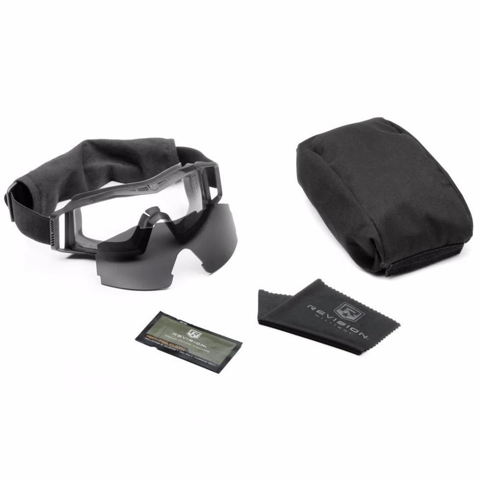 Revision Wolfspider Goggle U.S. Military Kit - HCC Tactical
