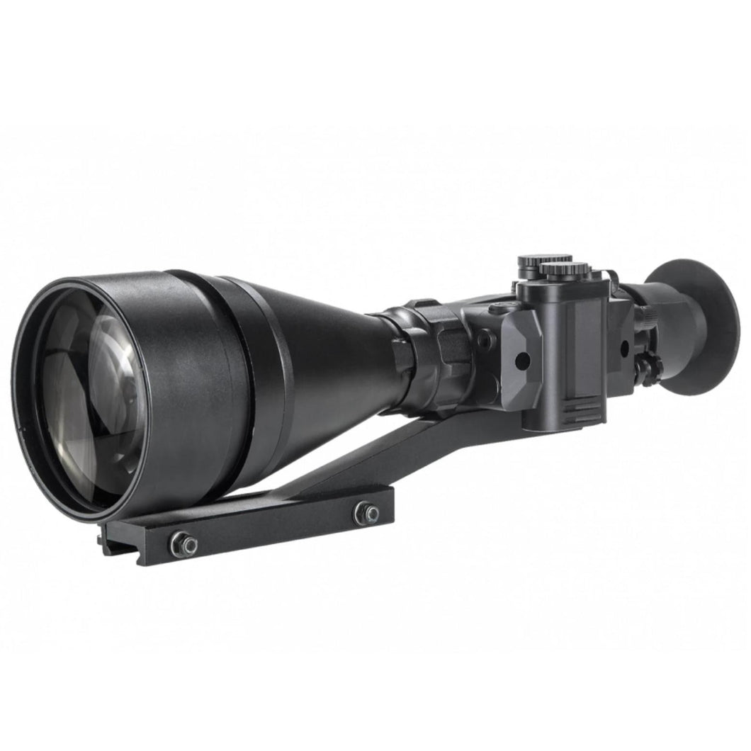 Black; AGM Global Vision AGM WOLVERINE PRO-6 (Gen 3+ Auto-Gated) - HCC Tactical