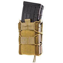 Coyote Brown; High Speed Gear X2R™ Taco® - MOLLE - HCC Tactical