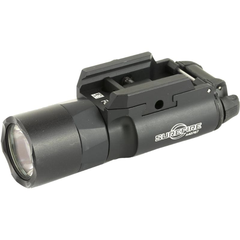 Black; 1000 Lumen X300 Ultra with T-Slot Mounting Rail - HCC Tactical