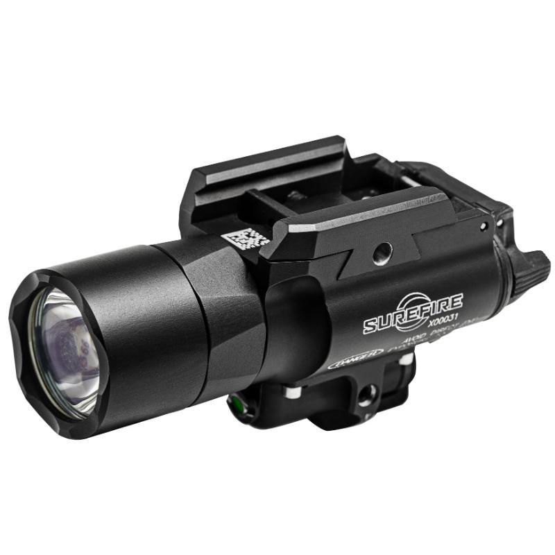 Black; X400® Ultra - Green Laser - HCC Tactical