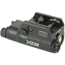 alt - Black; XC2 Ultra-Compact LED and Laser Sight - HCC Tactical