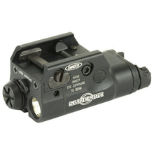 Black; XC2 Ultra-Compact LED and Laser Sight - HCC Tactical