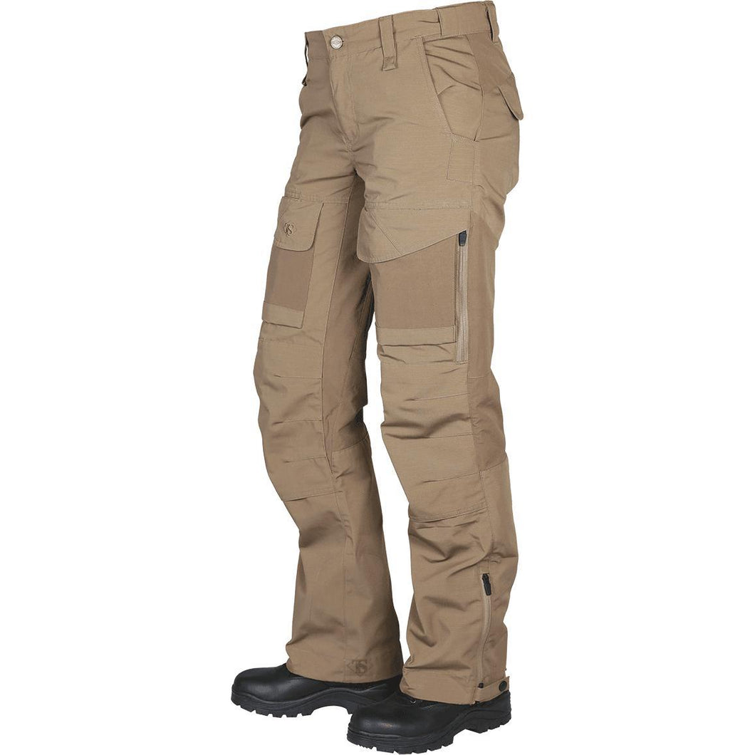 Coyote; Tru-Spec Xpedition Pants for Women - HCC Tactical
