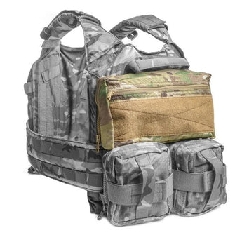 MultiCam; HRT Tactical Zip-On General Purpose Pouch - HCC Tactical