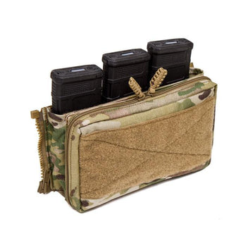 alt - MultiCam; HRT Tactical Zip-On Maximus Pouch - HCC Tactical