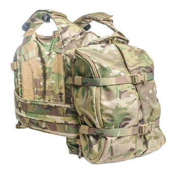 alt - MultiCam; HRT Tactical Zip-On Medium Pack - HCC Tactical