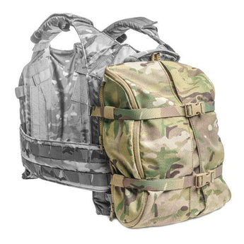 MultiCam; HRT Tactical Zip-On Medium Pack - HCC Tactical