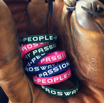 Passion*People*ProSway- Wristbands
