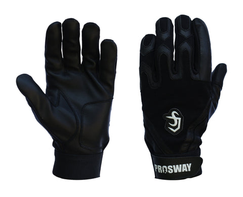 ProSway Legend  Black Batting Gloves