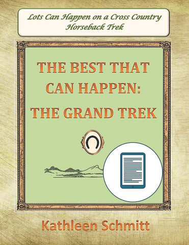 E-Book - The Best That Can Happen: The Grand Trek
