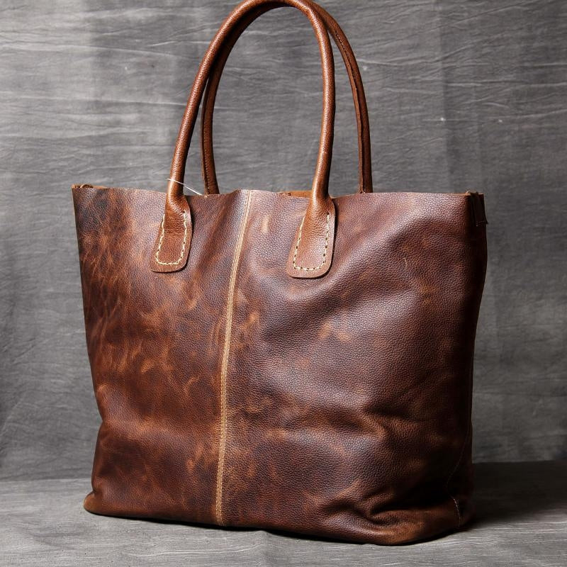 ... Leather Tote Bag 13650dc614419