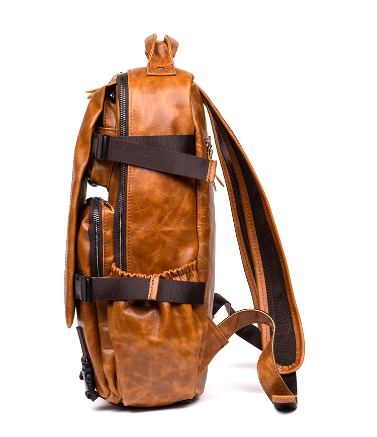 Computer Sales This Weekend: Sale!! Leather Backpack, Crossbody Convertible Backpack