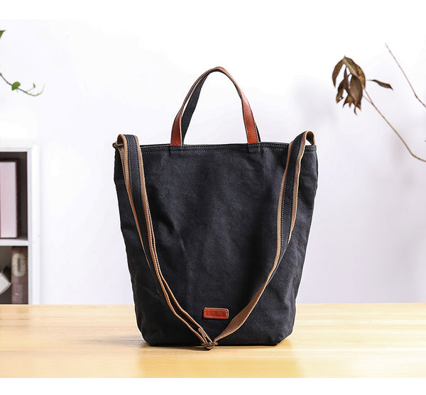 Canvas Bag,Crossbody Bag,Tote Bag,Quality Canvas and Long Strap Bag, Gift JC081 - Leajanebag