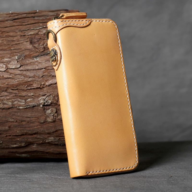 Handmade Leather wallet, Womans Wallet ,Leather Wallet, Card Holder, Gift for Women OAK-047 - Leajanebag