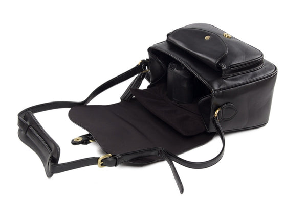 Fashion PU Leather DSLR Camera Bag, SLR Camera Case 117 - Leajanebag