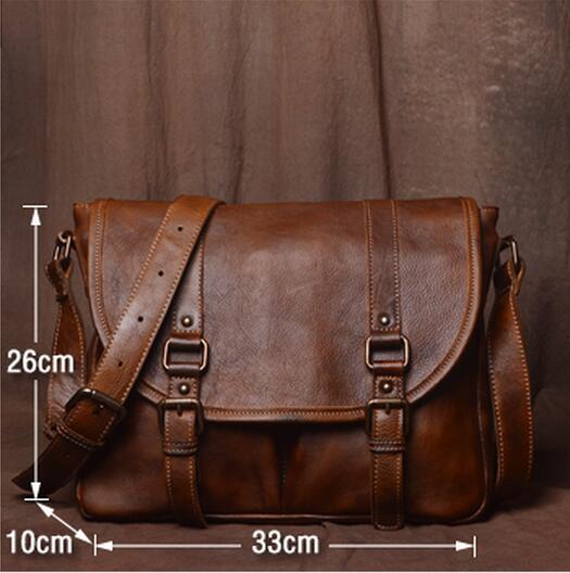 a8aa5ed513 Classic Mens Leather Bag