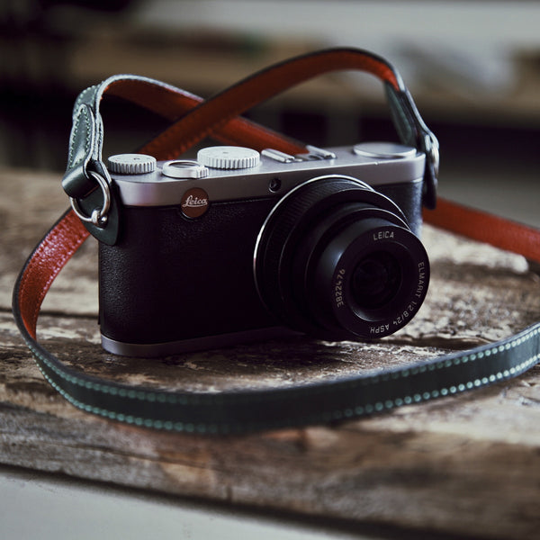 Handmade Top Grain Leather Camera Strap, Camera Accessory, Leather Strap for Camera CI001 - Leajanebag