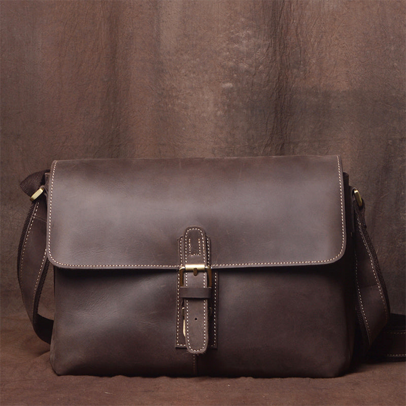 Messenger Bag Men Casual, Side Bags for Mens JZ016 - Leajanebag