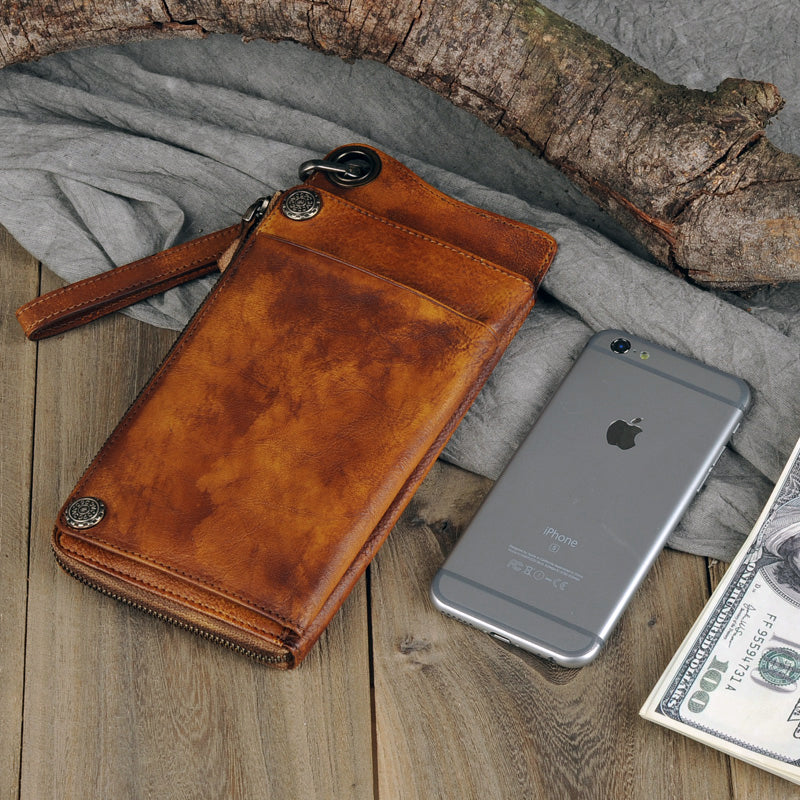 bf7f471faa69 ... Leather Wallet