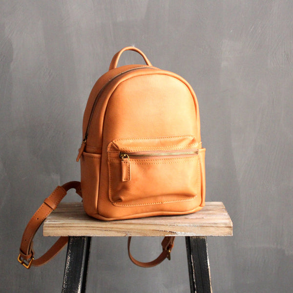 Genuine Leather Backpack, Women Backpack, Bag and Backpack SL028 - Leajanebag