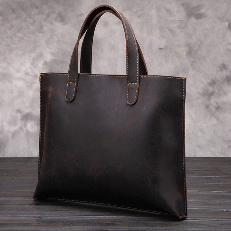 Image Is Loading Womens Las Clic Work Bag Business Shoulder