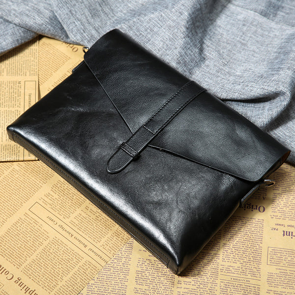 Groomsmen Gift, Leather Handbag, Men's Handbag, Smart Handbag, Daily Using  GLT107 - Leajanebag