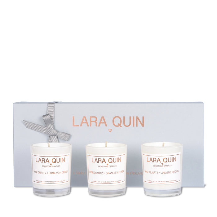Votive candles | Candle gift set | Lara Quin | 1
