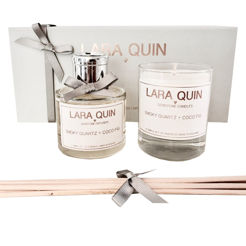 Candle gift sets | Fig | Lara Quin | 4