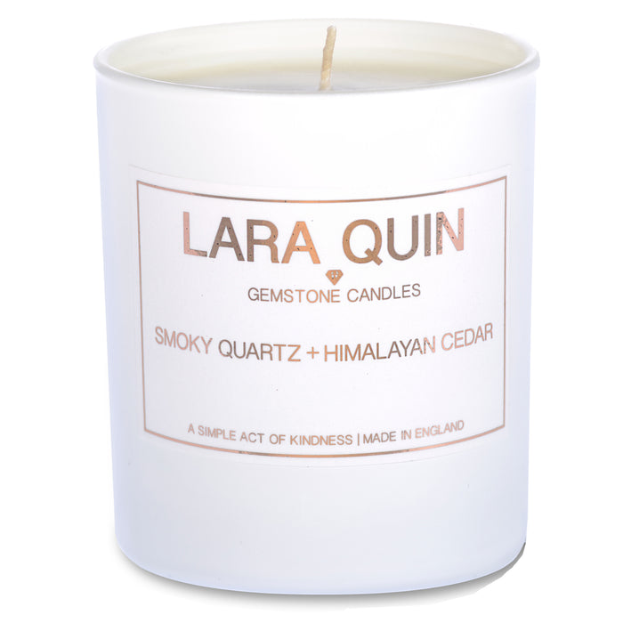 Luxury candles | Cedar | Lara Quin | 2