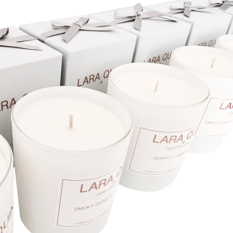 Luxury Candles | Home Fragrance | Amber | Lily | 1