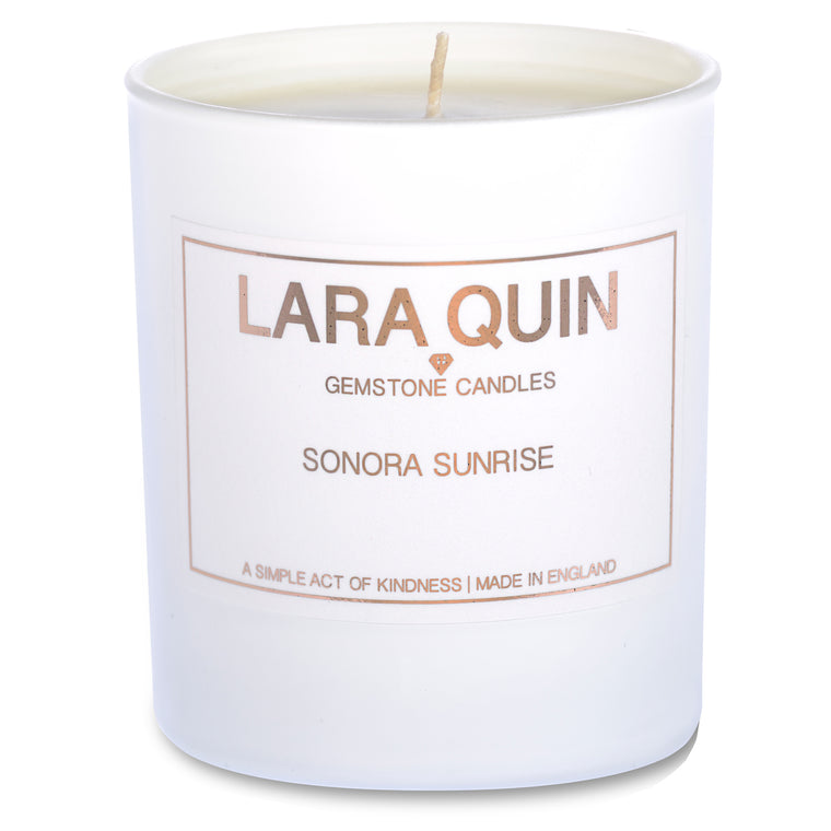Sonora Sunrise Luxury Candle