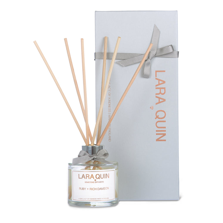 Ruby + Rich Damson | Reed diffuser