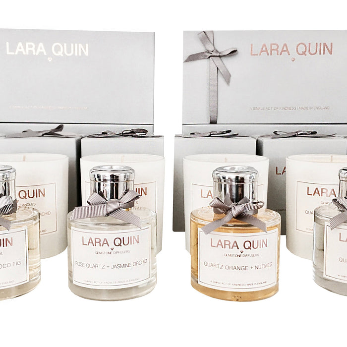 Luxury candle gift subscription