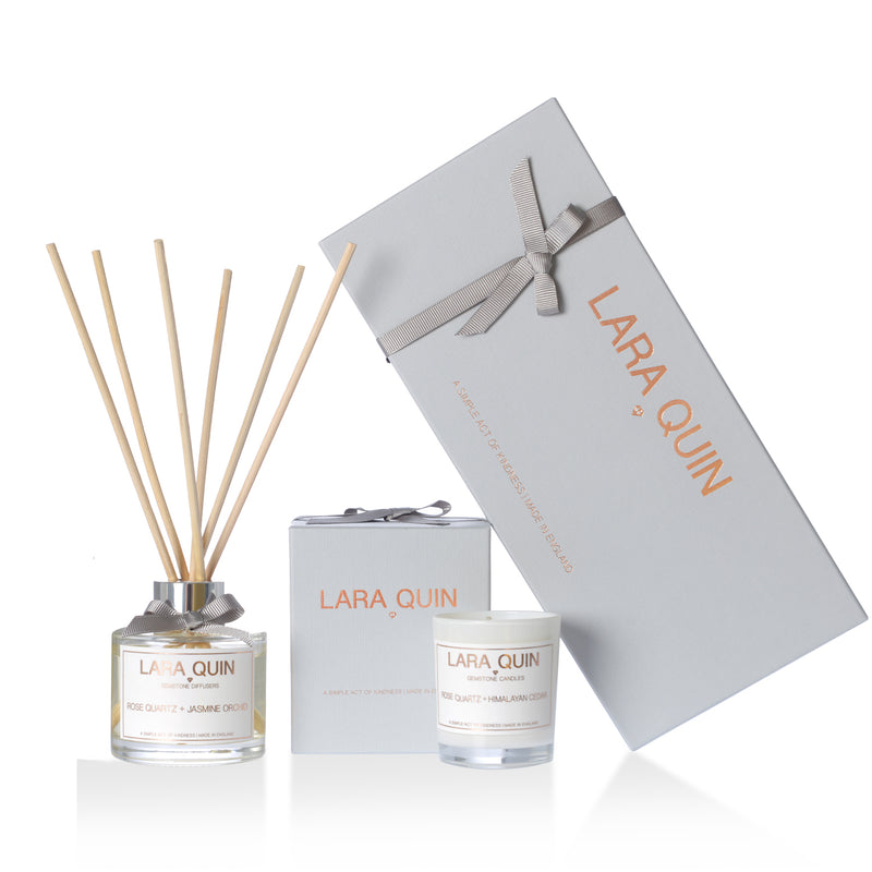 Votive candles | Candle gift set | Lara Quin | 3