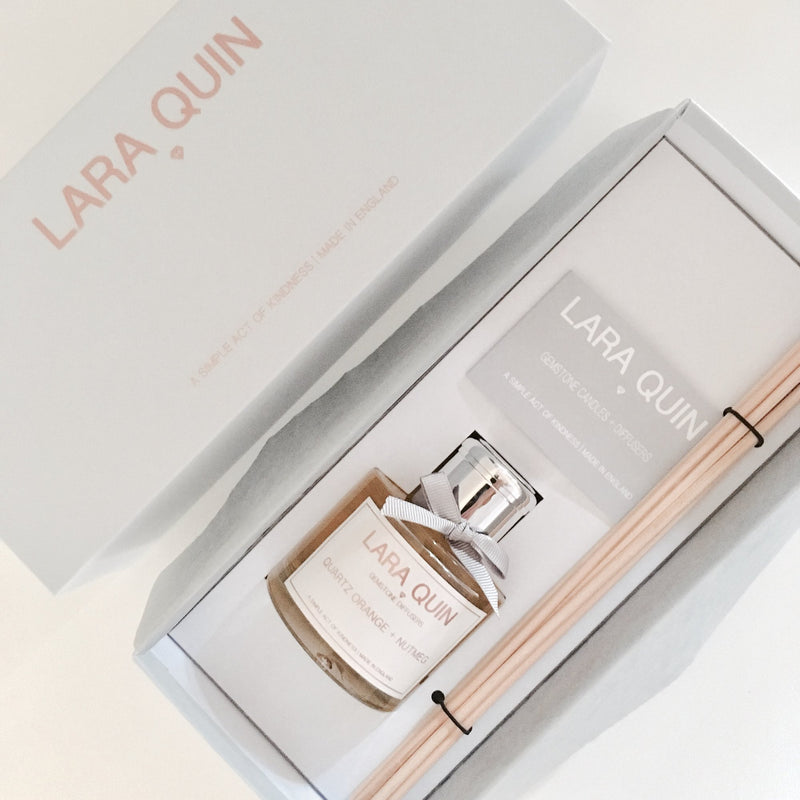 Reed diffusers | Orange | Lara Quin | 4